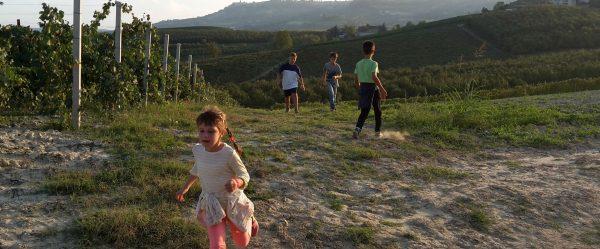 passeggiate nelle langhe con bambini