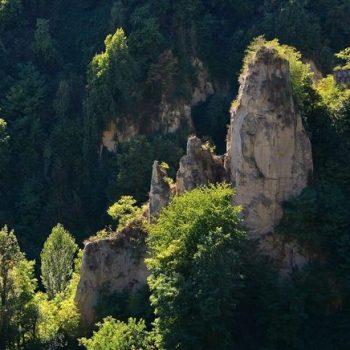 rocche roero - sentieri per Trekking
