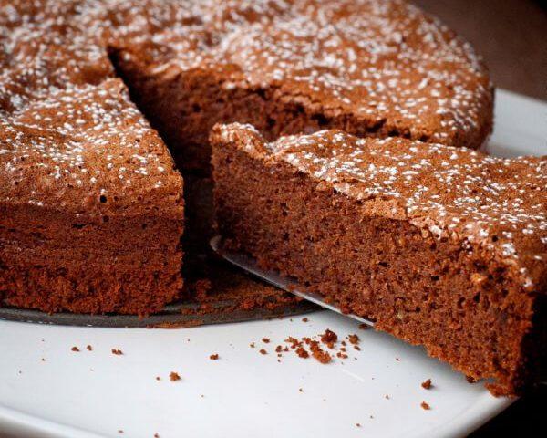 La torta di nocciola delle Langhe non prevede la farina