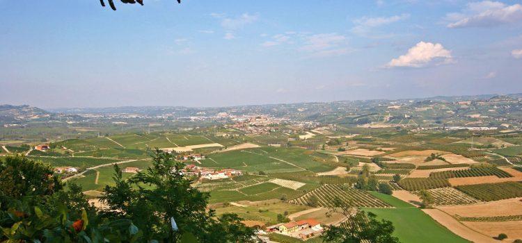 Verduno piccolo borgo delle Langhe