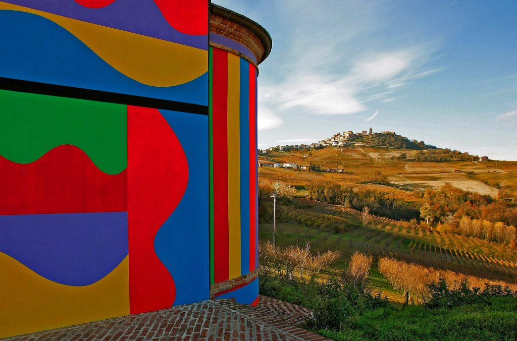 Kaleidoscope of the Barolo Chapel