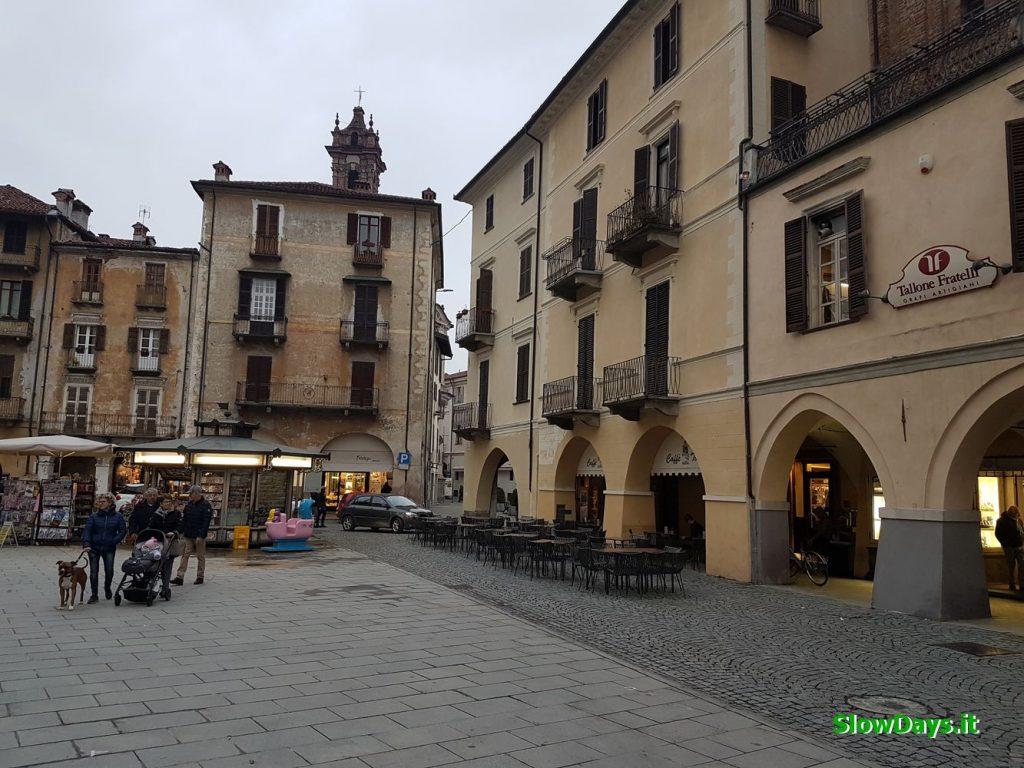 Centro storico di Savigliano