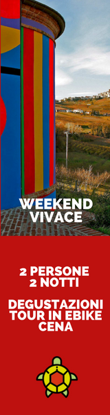Weekend Langhe Opzione Vivace