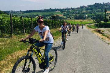 E-Bike hen party