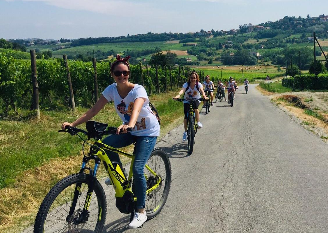 E-Bike hen party
