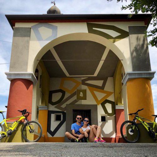 Romantic E-bike Tour