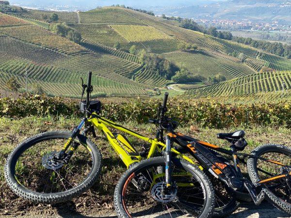 e-bike langhe