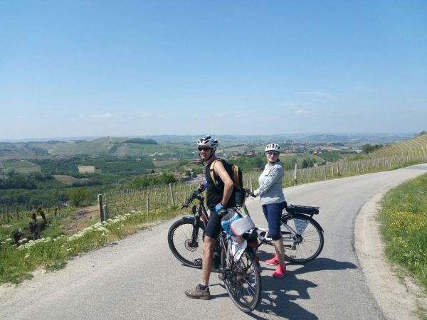 cycling vacations in Langhe