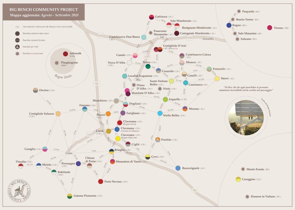 mappa panchine giganti langhe e monferrato