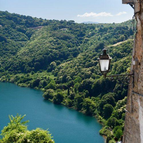Lago di nemi da Genzano