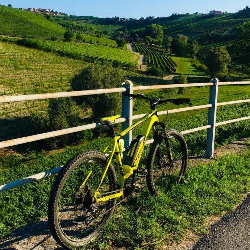 Aperitivo after bike tour
