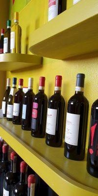 Carrellata di vini della Cantina Doglia