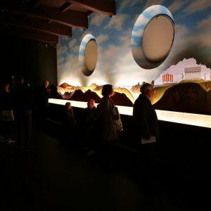 interno Museo del vino