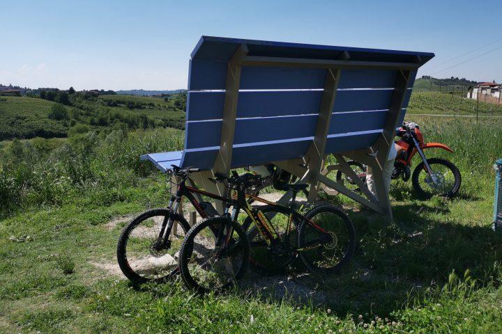 panchine giganti e bike