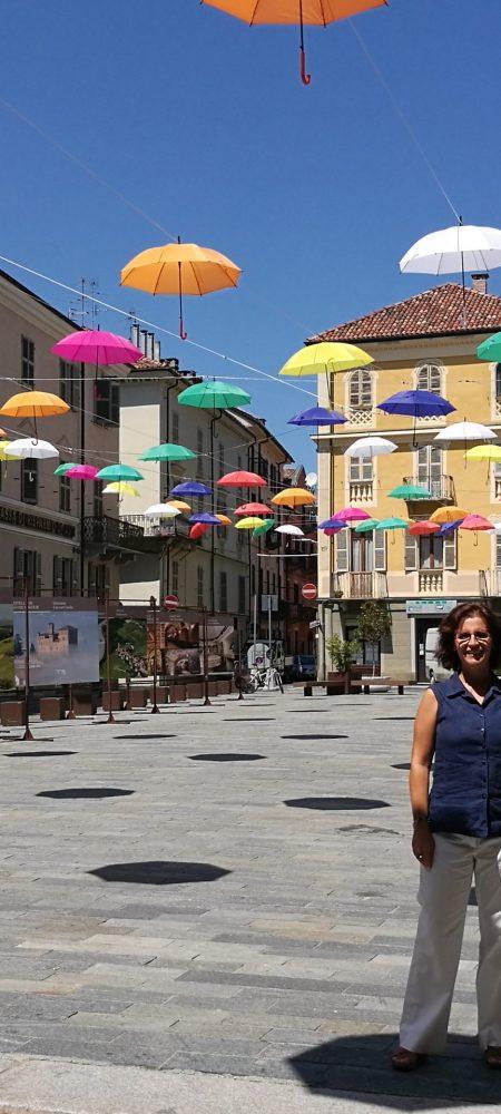 Claudia alla scoperta di Nizza Monferrato