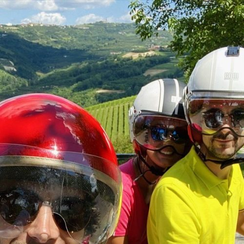 Vespa Weekend Tour