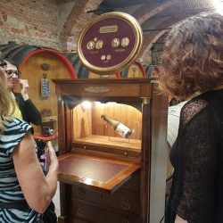 Discovering Wine and Cellars