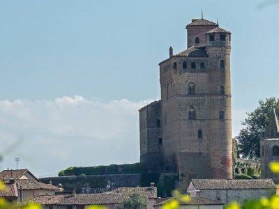 Castle of Serralunga
