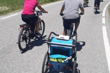 Itinerari in bici per famiglie