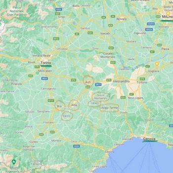 Guida Langhe Roero Monferrato
