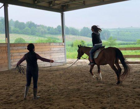 Una esperienza a cavallo nelle Langhe