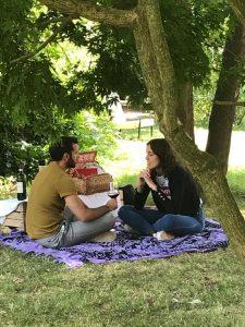 picnic nelle langhe