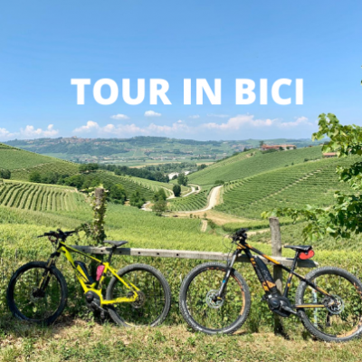 tour in bici nelle langhe