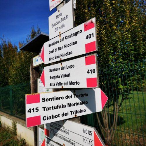 Passeggiate in Piemonte