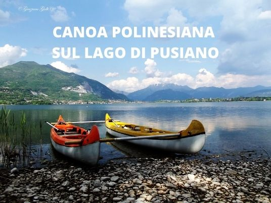 CANOA POLINESIANA ADDIO AL NUBILATO