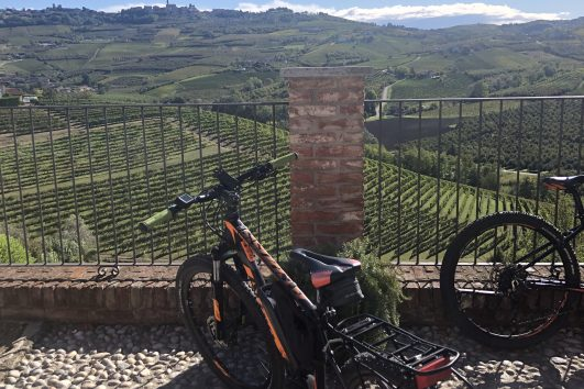 BAROLO BIKE TOUR