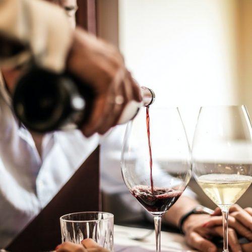 Vini rossi e bianchi del monferrato