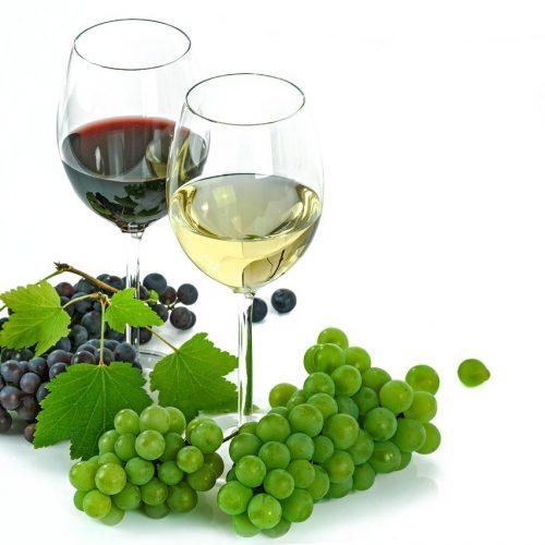 vini rossi e bianchi del roero