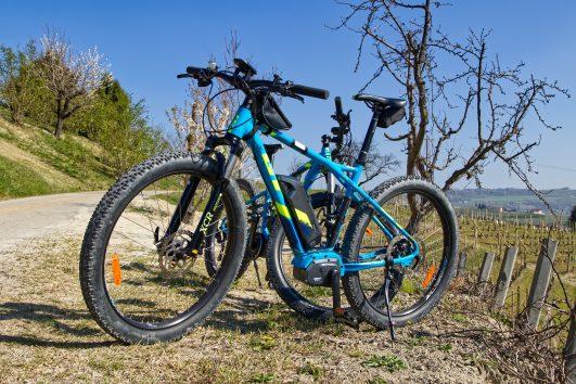 santo stefano belbo by bike